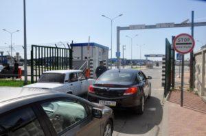 Въезд в Абхазию на автомобиле