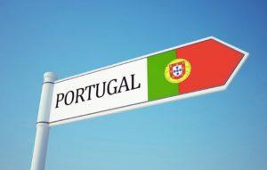 въезда в Португалию
