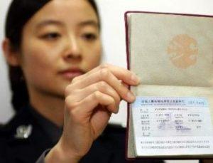 Оформление рабочей визы в Китай