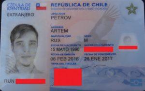 Эмиграция в Чили из России