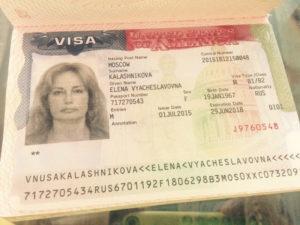 Фото для американской визы