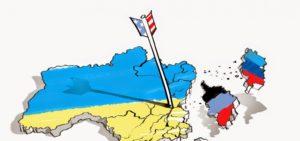 жителей Юго-восточной Украины (ДНР и ЛНР)
