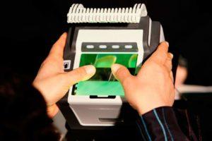 Chertoff Launches 10-Fingerprint Scanners At Dulles Airport