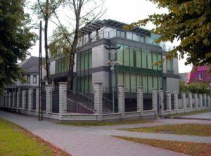 Генеральное консульство Литовской Республики в Калининграде
