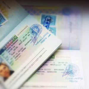 греческая визы