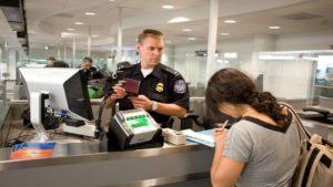 Интервью с иммиграционным офицером