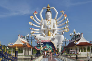 посещение Таиланда