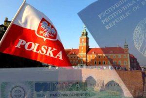 Шенгенскую визу для поездки в Польшу
