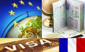 туристической шенгенской визы